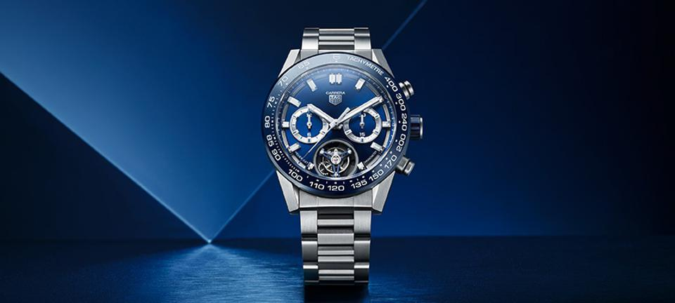 TAG Heuer Carrera Heuer-02T, The Most Affordable Swiss Tourbillon Now All Titanium