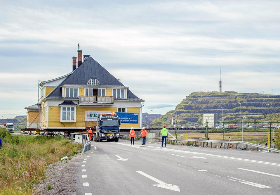 Kiruna: A Mining Town On The Move In Northern Sweden