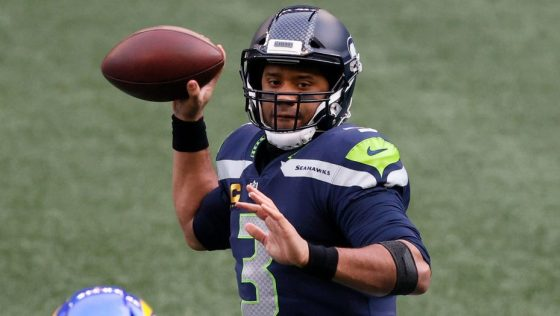 """Bears made """"aggressive pursuit"""" of Russell Wilson, told no trade at this time"""
