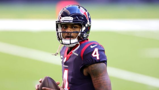 What does Houston's deal with Tyrod Taylor mean for Deshaun Watson?