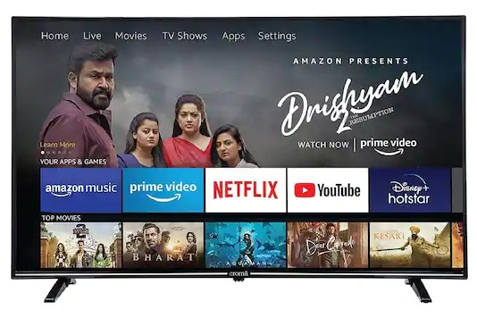 Croma Fire TV Edition Smart LED TVs Launched in India in 4 Different Sizes, Price Starts at Rs 17,999